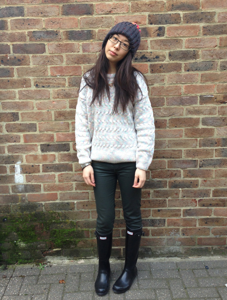 Asian girls in leggings — photo 15