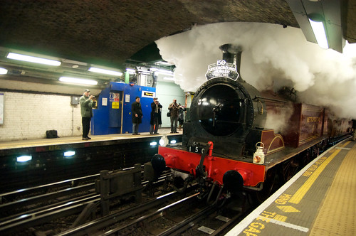 13/365 Steam on the Underground
