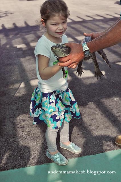 gator emma hand off