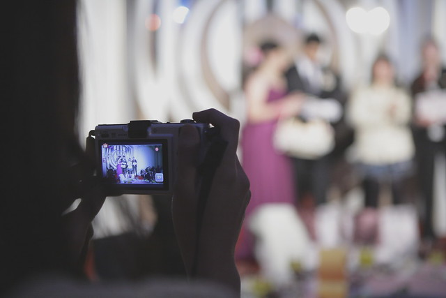 camera, screen, photo, wedding