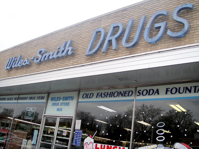Wiles-Smith Drug Store