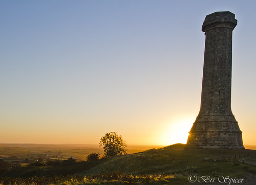 monument sunrise dorset dorchester sigma1770 hardysmonument canon7d viceadmiralhardy