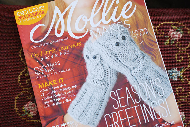 Mollie Makes Issue 21