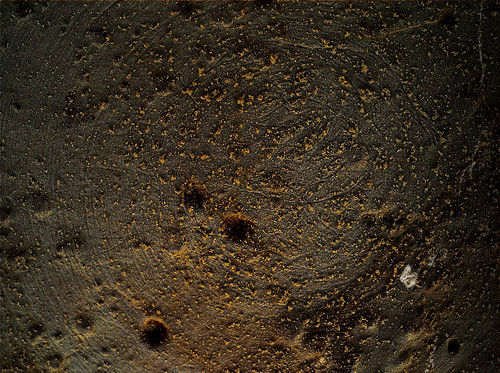 CURIOSITY sol 169 MAHLI John Klein