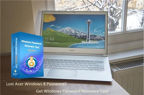 Acer Password Reset Disk