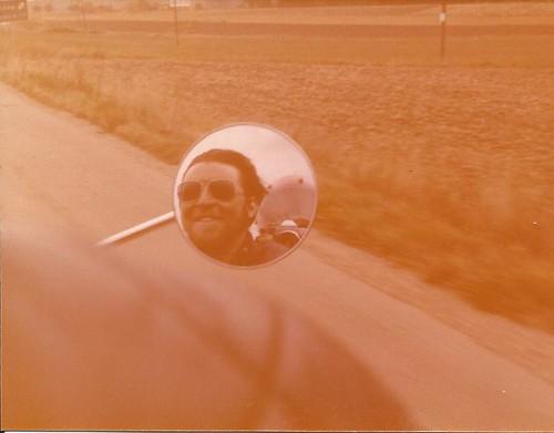 wind in ya hair....35mm scanned slide film by Hawk900