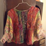 rainbow cable knit sweater from Method in Houston