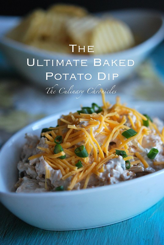 The Ultimate Baked Potato Dip