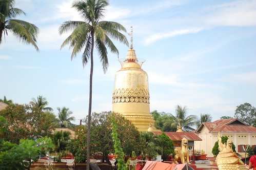 Myanmar Series- temple in Banmaw