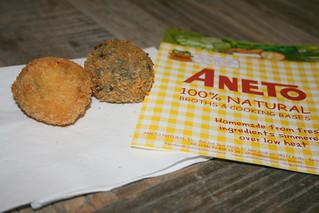 Aneto Paella Croquettes