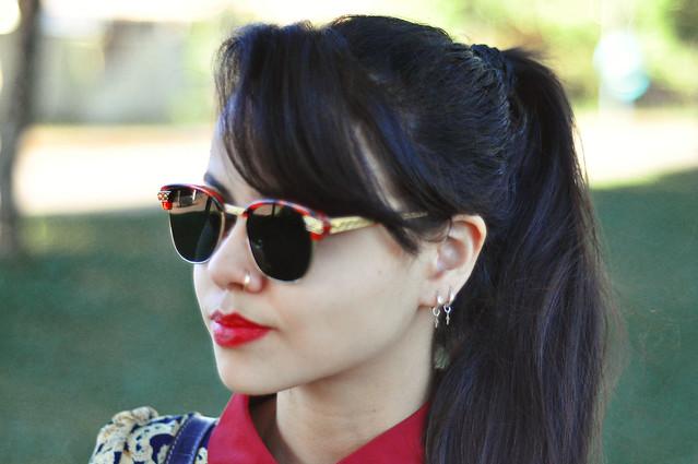 Look do Dia Clara Campelo