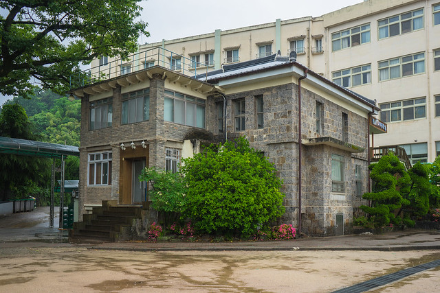 Rogers House, Suncheon, South Korea