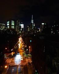 Shooting on the Manhattan Bridge with @jessdwilson and @nitelapse #cityscapes #newyorkcity