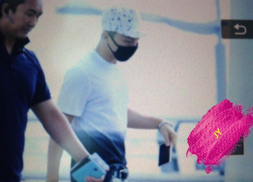Big Bang - Incheon Airport - 19jun2015 - Joey_GD - 04