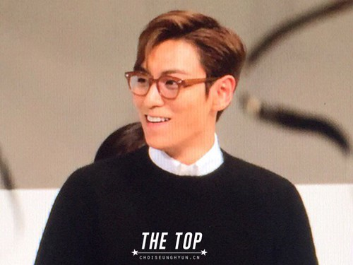 TOP - Secret Message Tokyo Première - 02nov2015 - The TOP - 03
