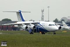 EI-RJX - E2372 - CityJet - British Aerospace Avro 146-RJ85A - Luton - 120518 - Steven Gray - IMG_1805