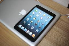 iPad mini Retina Wi-Fi + Cellularモデルが発売開始!!