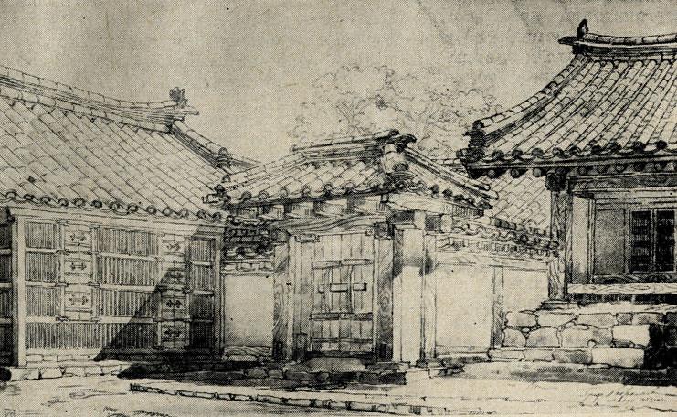 Korean house(3)