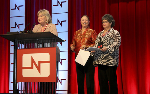 NNU Co-presidents