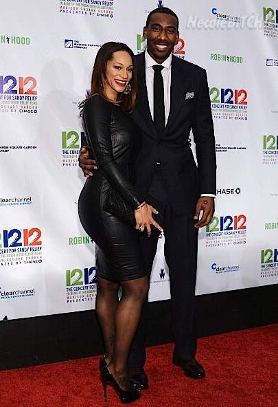 Amare-Stoudemire-and-Alexis-12.12.12-benefit