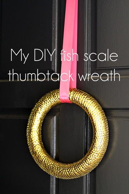 diy fish scale