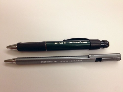 FABER-CASTELL GRIP PLUS 0.7