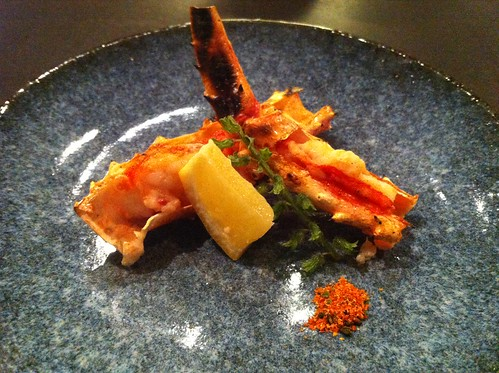 IKYU's Taraba King Crab with Soy Butter