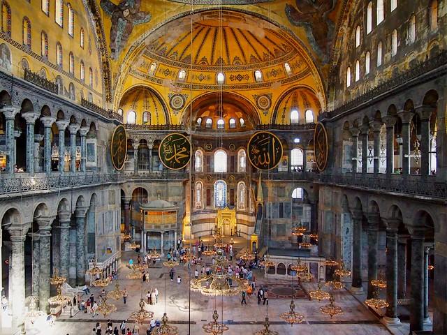 Hagia Sophia, Instanbul