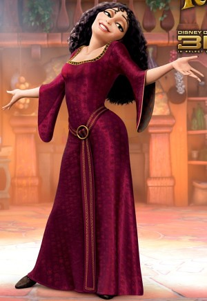 Mother Gothel - Inspiration (1)