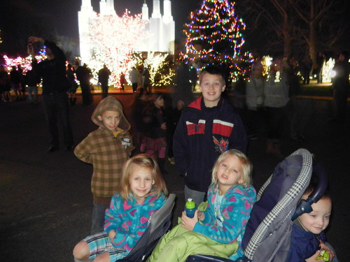 Dec 8, 2012 DC Temple VC Cal Clark Haley Shanna Elden