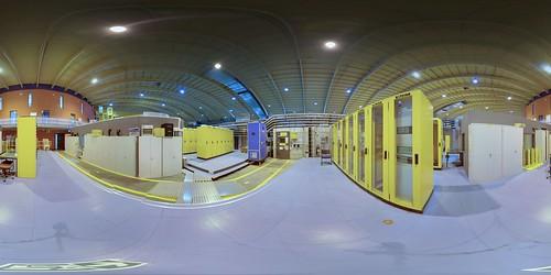 Inside the SLS