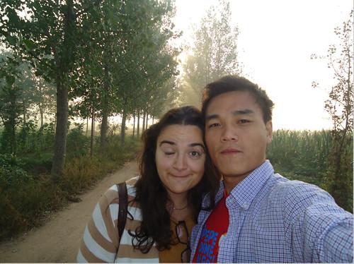 Laura and Tony