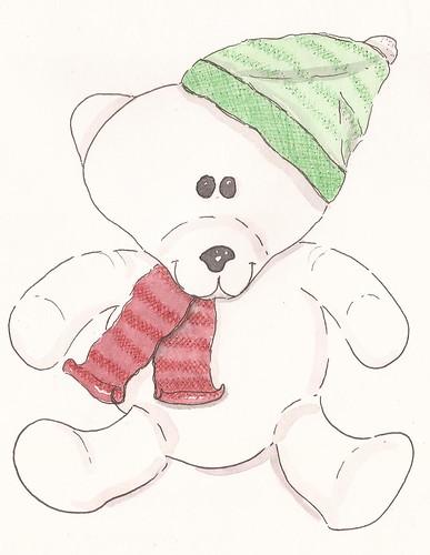 oso - feliz 21 de diciembre :) by AlanEduardo1