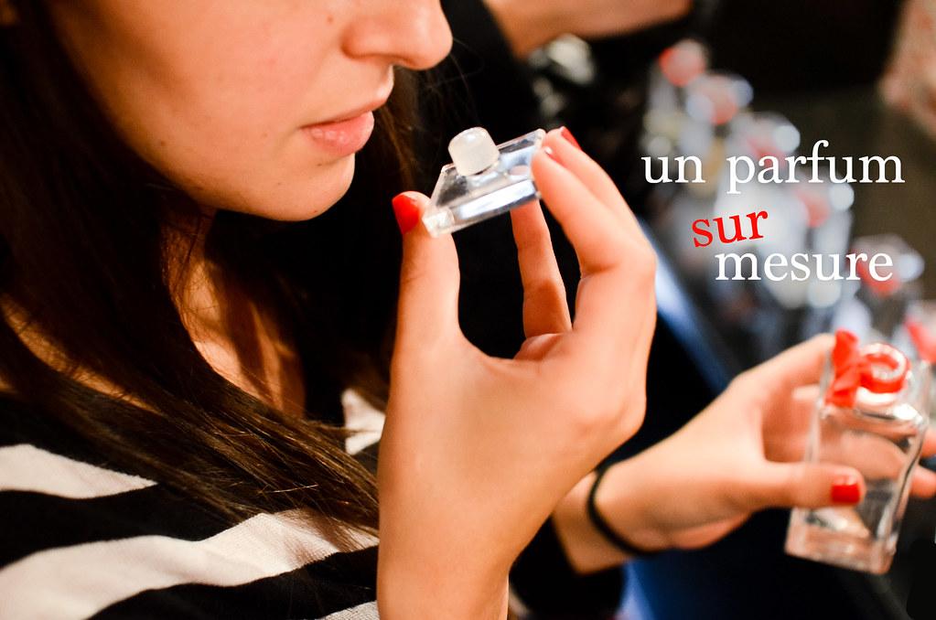 Parfum sur Mesure par Stéphanie de Bruijn