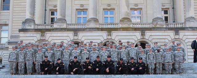 Coldiron named director of Kentucky National Guard