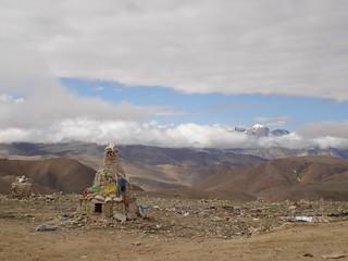 Guia de Viagem Dia 2: Nyalam 3750m - Lhatse 4050m