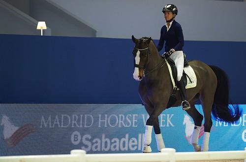 Madrid Horse Week Banco Sabadell - Diciembre 2012