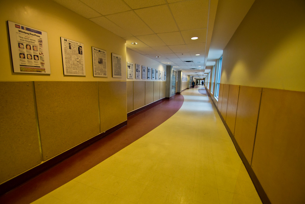 MTS Centre Interior