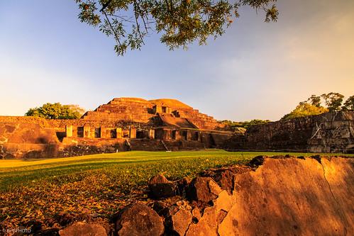 mayan elsalvador archaeological centralamerica tazumal chalchuapa imagesofelsalvador