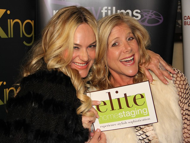 Samantha Senia, Hillary Federman, Elite Home Staging, RealTVfilms Social Lodge