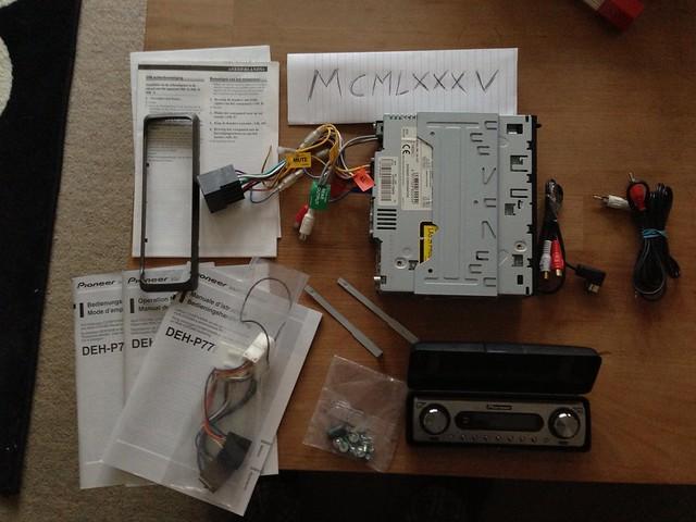 Pioneer Deh-p77dh Wiring Manual