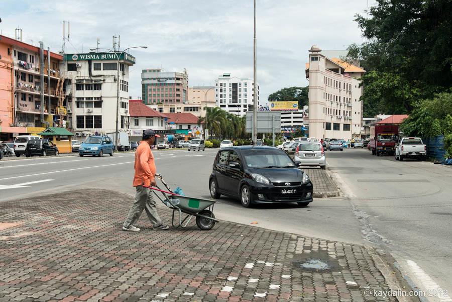 малайзия, кота кинабалу город