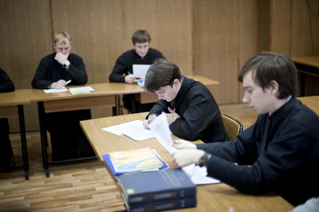 24 декабря 2012, Тестирование по английскому языку 2-го курса бакалавриата СПбПДА