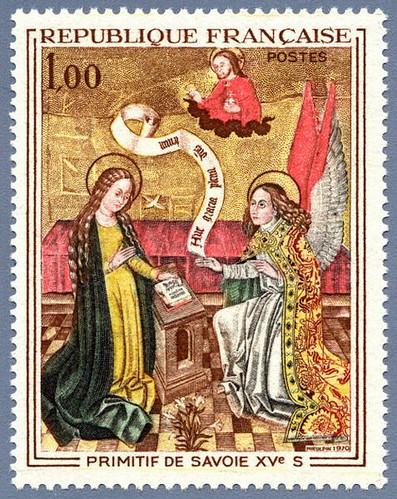 Primitif de Savoie XVè Siècle