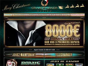 GrandParker Casino Home