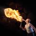 Fire Breathing by hyeenus