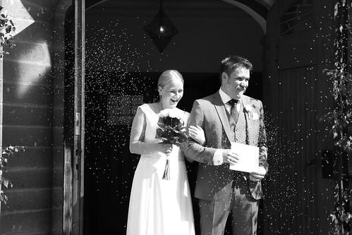 Maggans och Fiddes bröllop