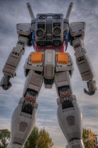 1:1 scale RX-78-2 Gundam