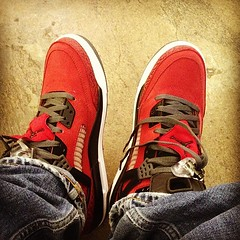 Some New Jordans
