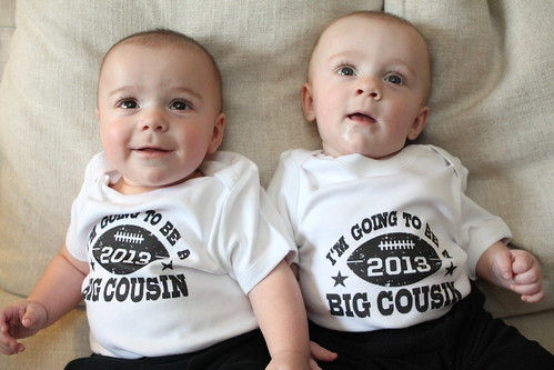 The Wombats are Going to be Big Cousins!